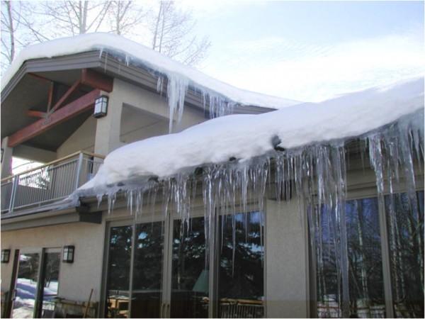 Ice Dam Repair Dayton Ohio Roof Repairs Water Damage