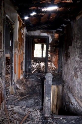 After a House Fire