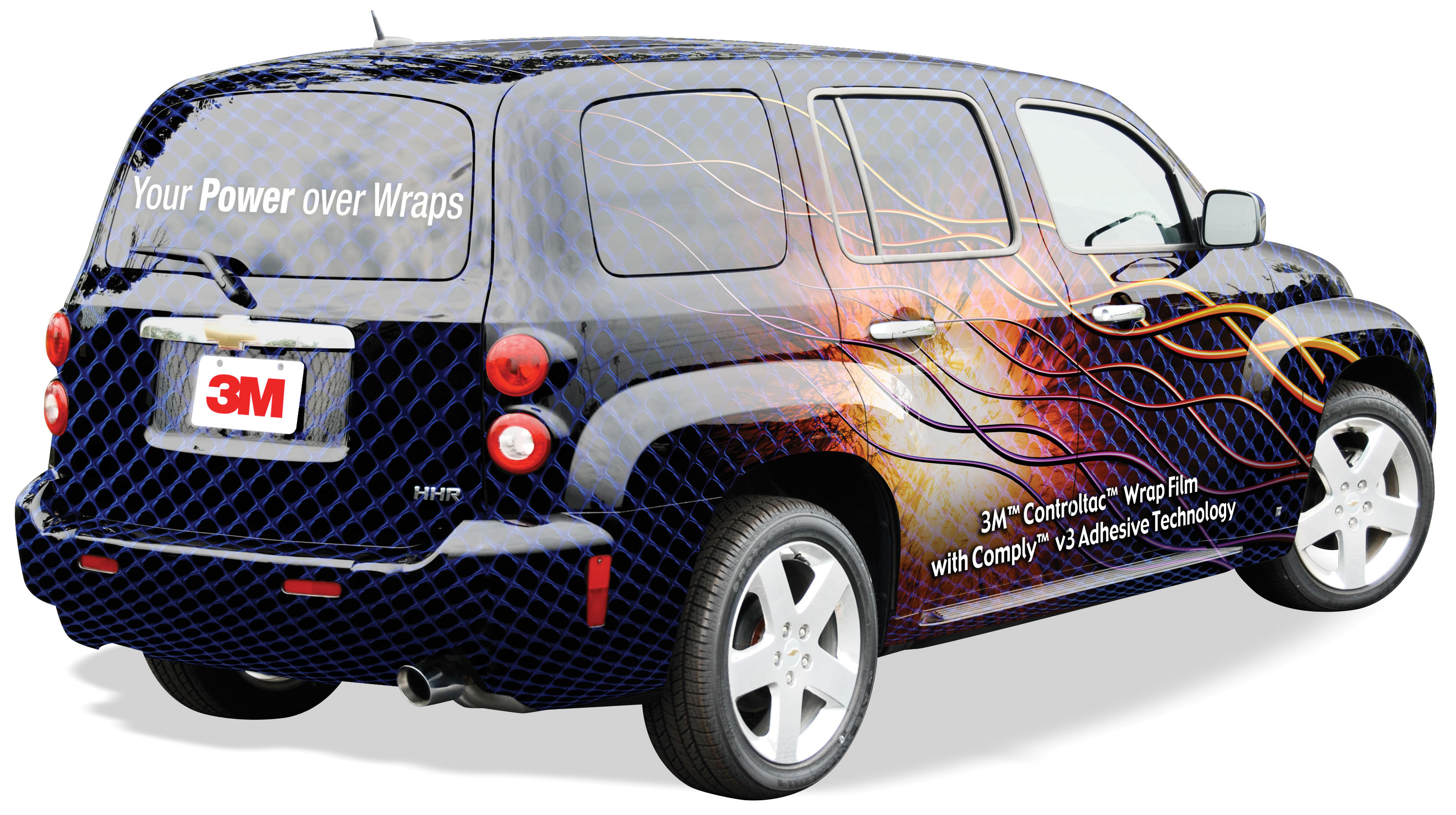 Vehicle Wraps Stick With Quality For Perfromance