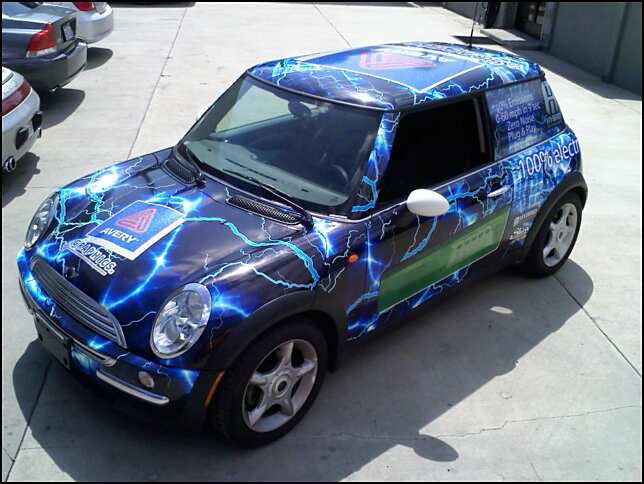 Vehicle Wraps Reach Thousands Of Customers A Day