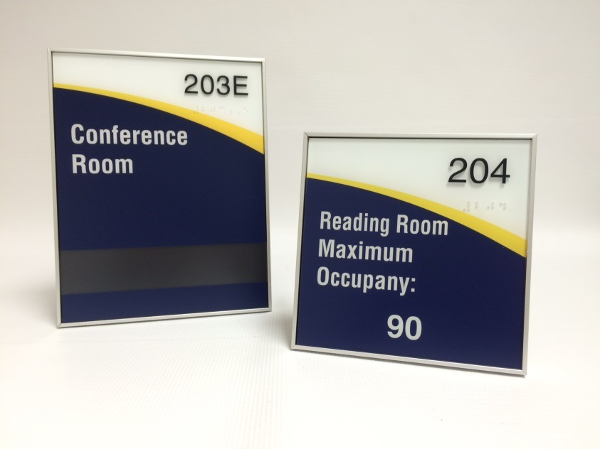ADA and Braille Signs for Schools and Churches in Chicago IL