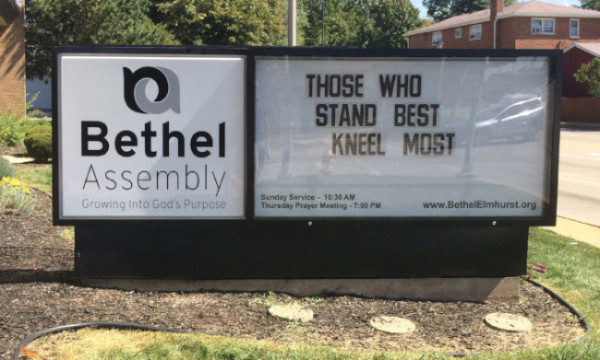 School and Church Signs in Chicago IL