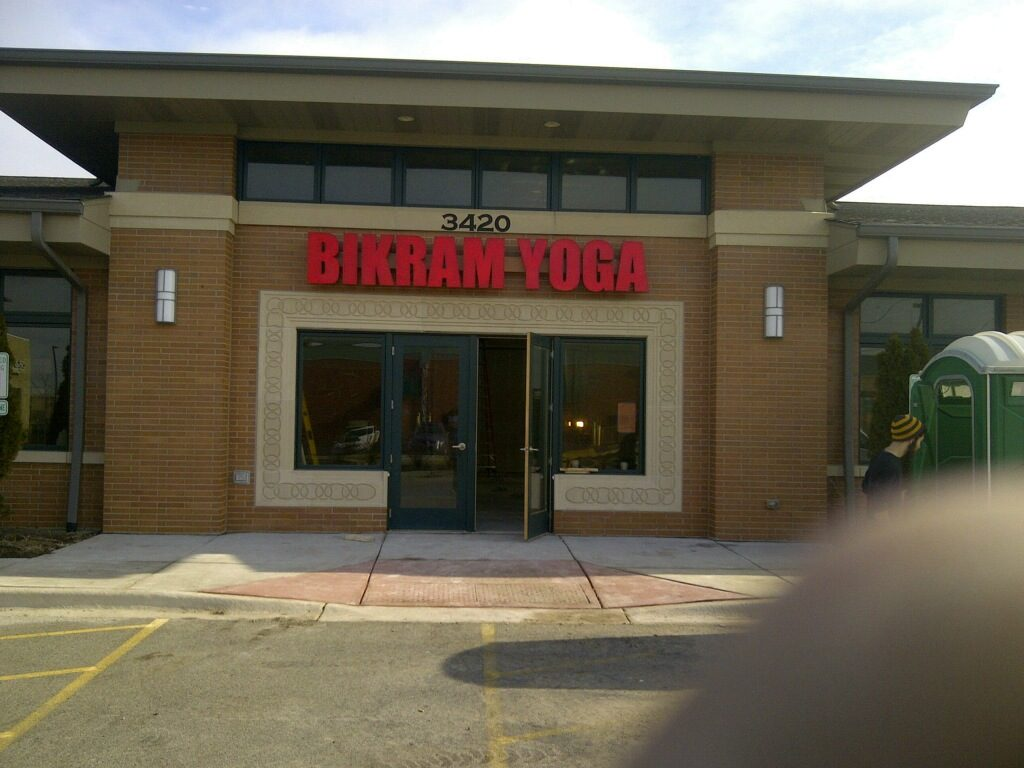 Channel Letters for Fitness Centers in Naperville IL