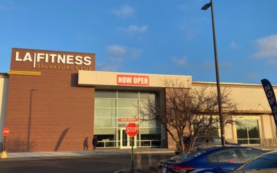 Naperville IL – 2 Types of Exterior Signs for Yoga and Fitness Centers!