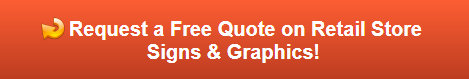 Free quote on signs and graphics for retail stores in Chicago