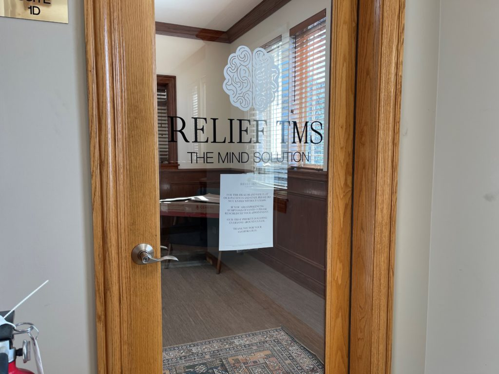 Signs for medical offices in St. Charles IL