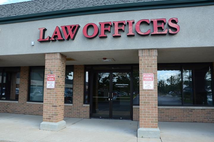 Channel Letters for Law Firms in Frankfort IL