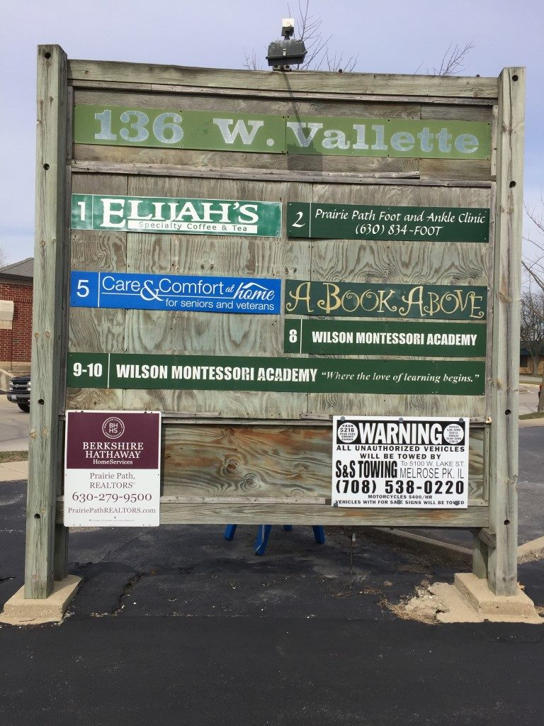 Sign Refurbishment for Commercial Property Signs in Elmhurst IL