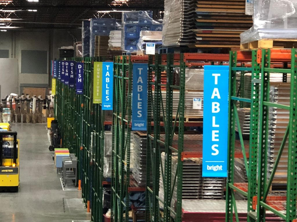 wholesale inventory banners in San Diego CA