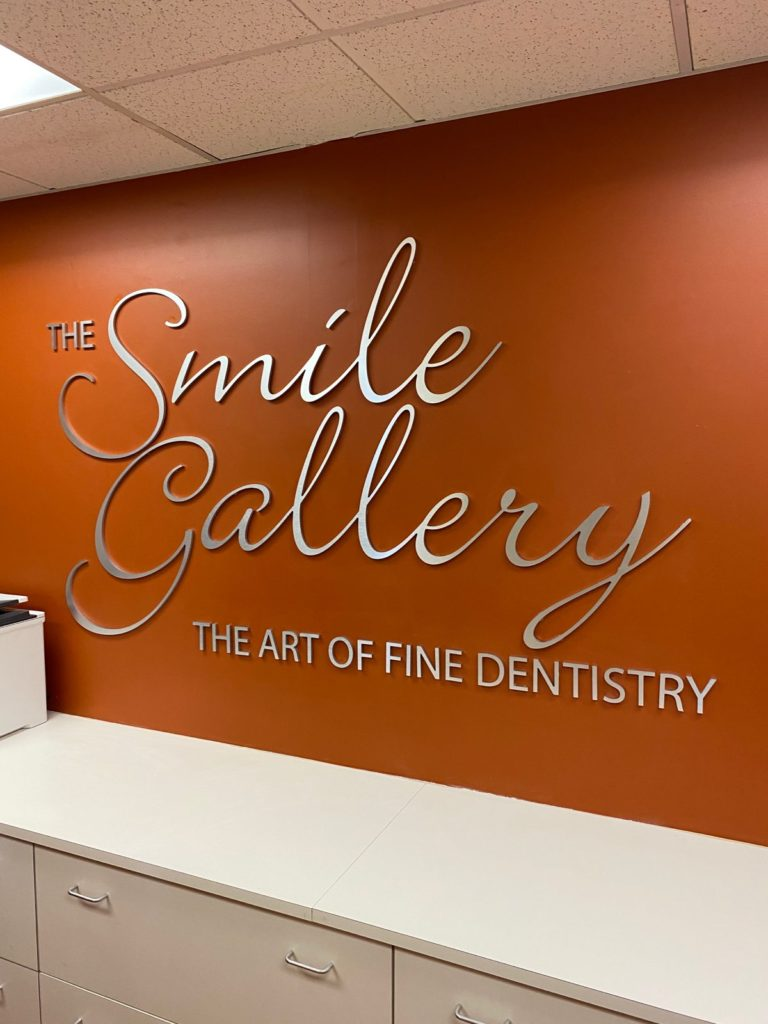 Lobby Signs for the Healthcare Industry in Escondido CA