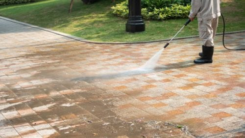 Why should you have your commercial property pressure washed?