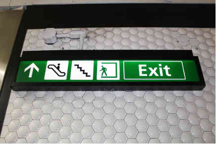 Enter / Edit Signs