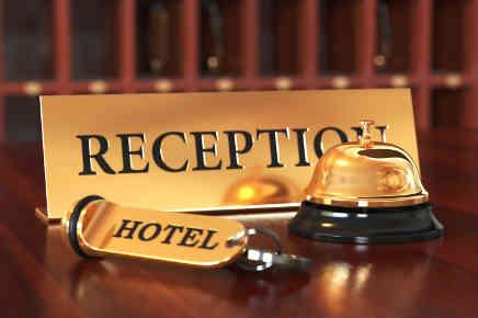Reception Signs