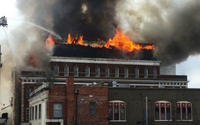 Fort Mill, SC – Preventing Fire Damage in a Commercial Property in Springfield
