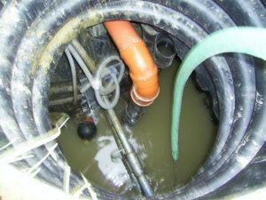 Prevent Sewage