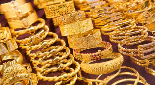A Golden Opportunity - Judy's Jewelry Antique and Estate Jewelry