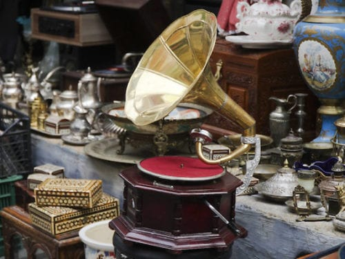 The Mystique of the Antique