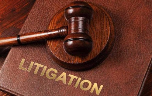 Litigation, finalizing a solution