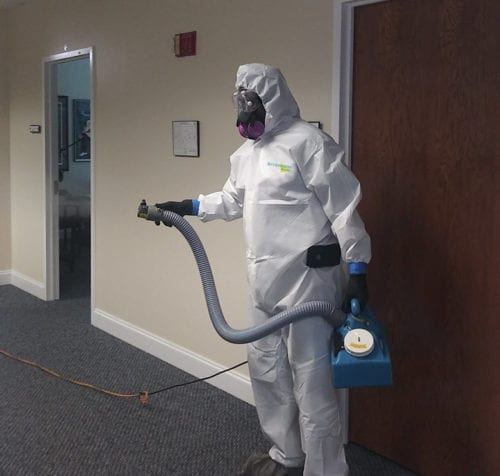 How Spectrum will sanitize and disinfect your home or business
