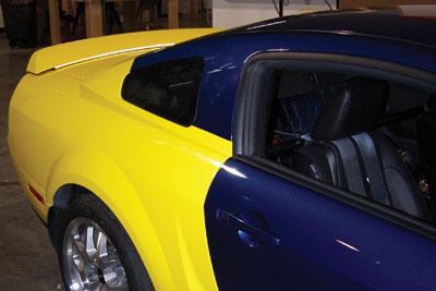 Custom Color Change Car Wraps—Franklin, TN