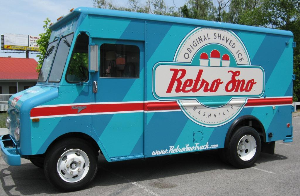 Gallery For gt Food Truck Graphic