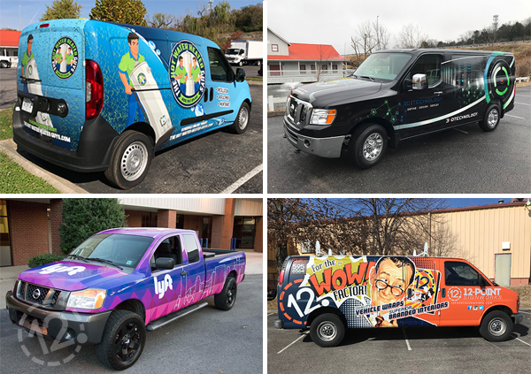 Nashville, TN – Are Vehicle Wraps Really Worth the Investment?