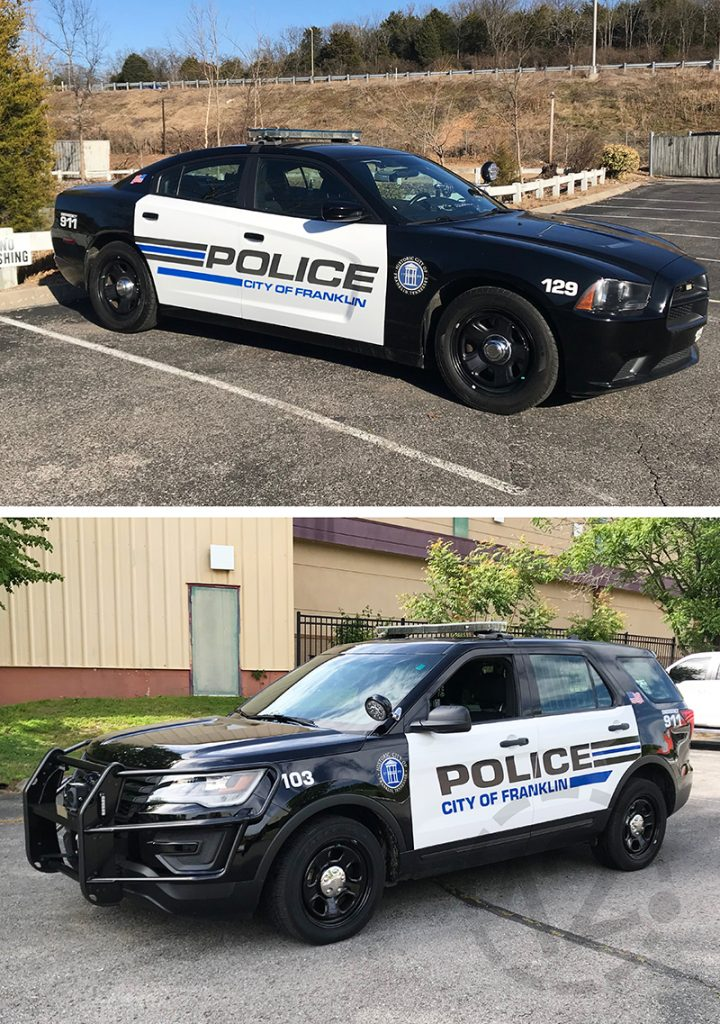 Franklin, TN – City of Franklin Police Patrol in Style with