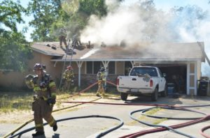 Fire Classes and Damages