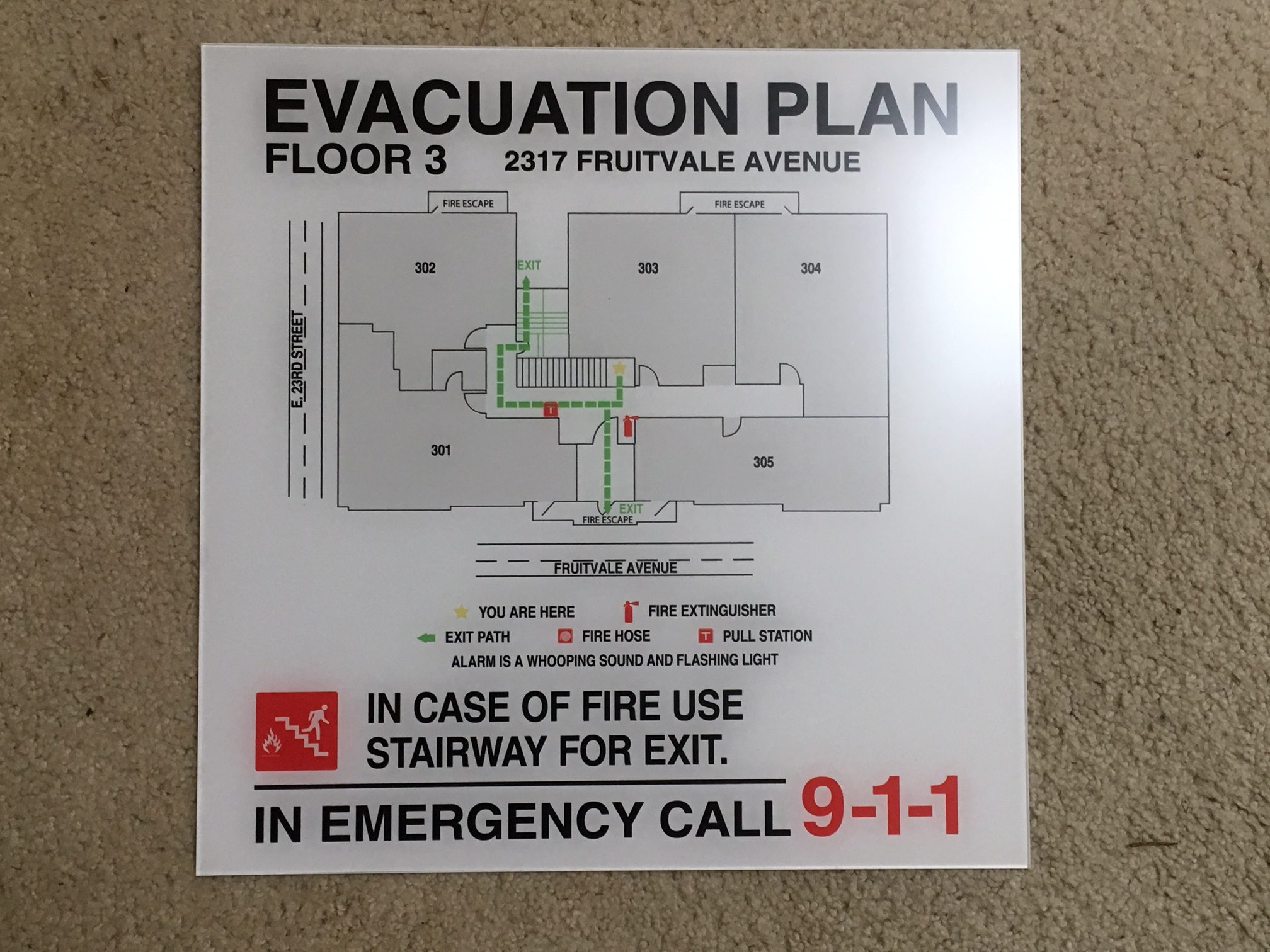oakland ca fruitvale apartment evacuation maps complete