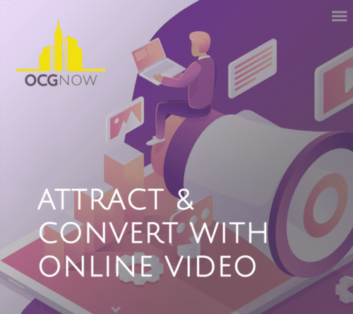 Attract and Convert With Online Video Marketing