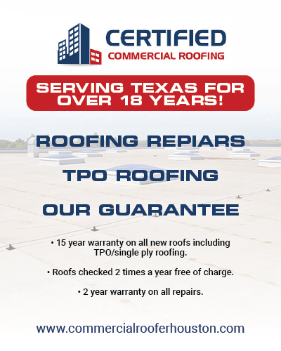Best Commercial Roofing Company In Houston Sugar Land