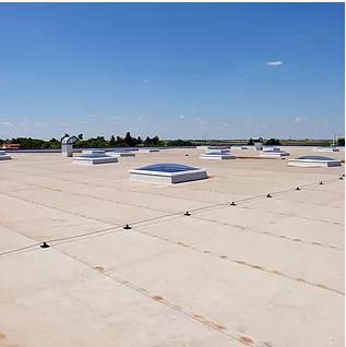 flat roof installation houston