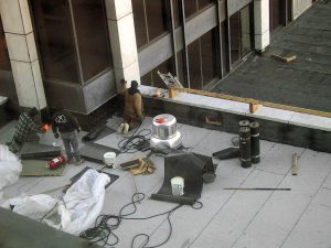 houston commercial roofers