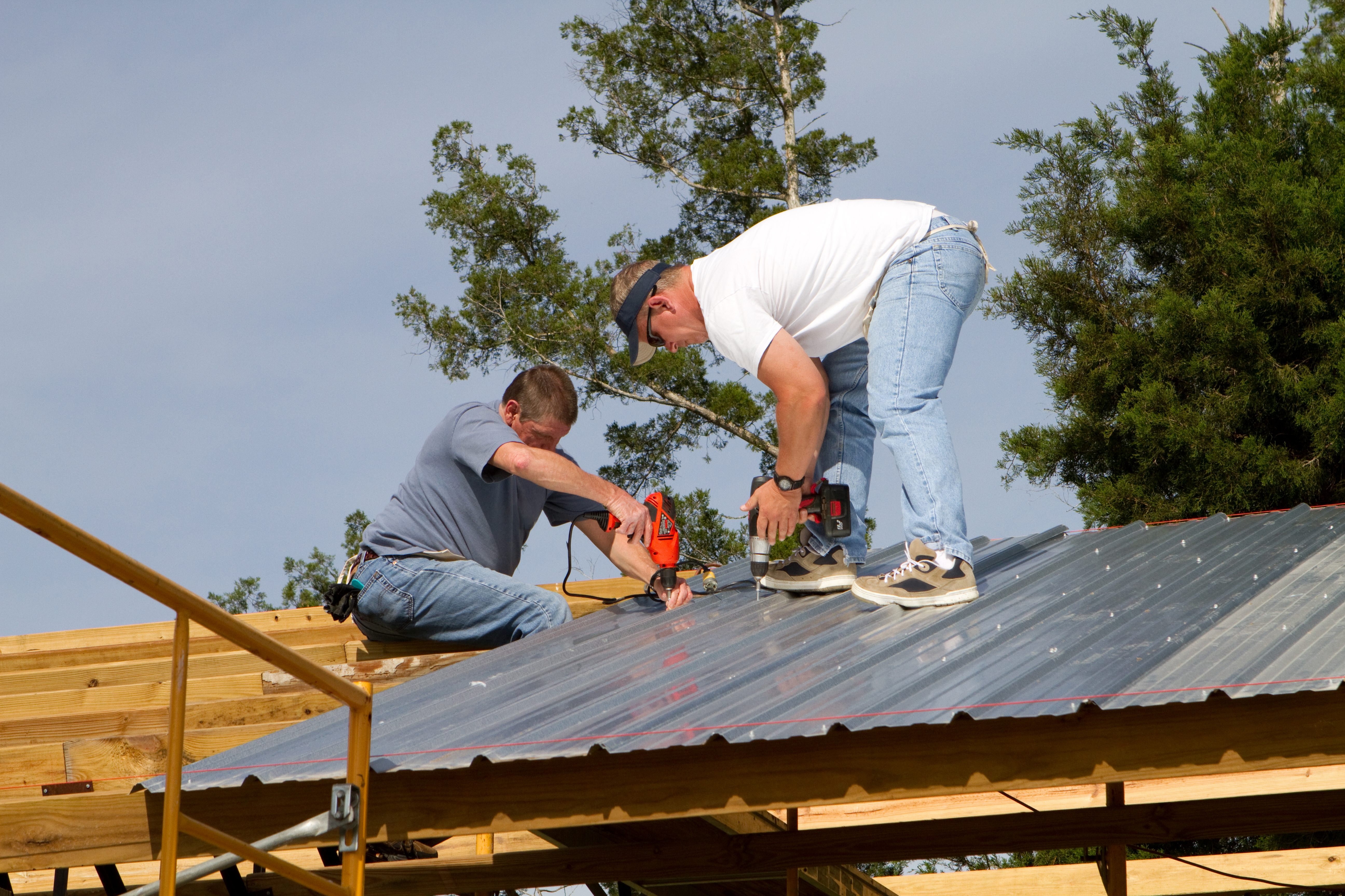 Houston Tx What Will Metal Roof Repair Companies Do For My Business