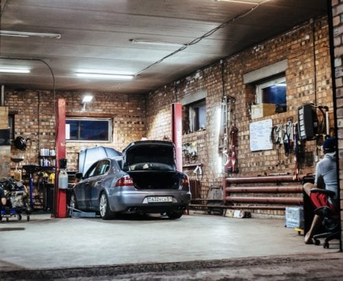 Services for Garage Mold