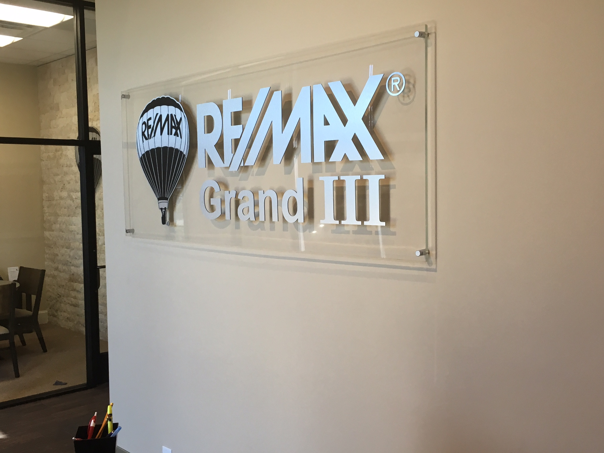 Katy Tx Custom Lobby Signs And Conference Room Signs