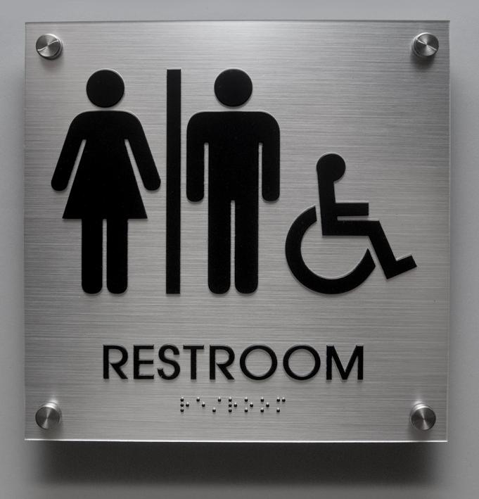Bathroom Signs For Business My Web Value