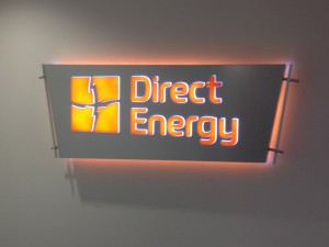 Custom LED Lobby and Reception Area Signs in Kingwood, TX – FEATURED