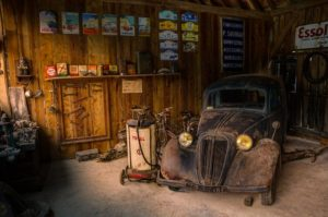 Mold in the Garage