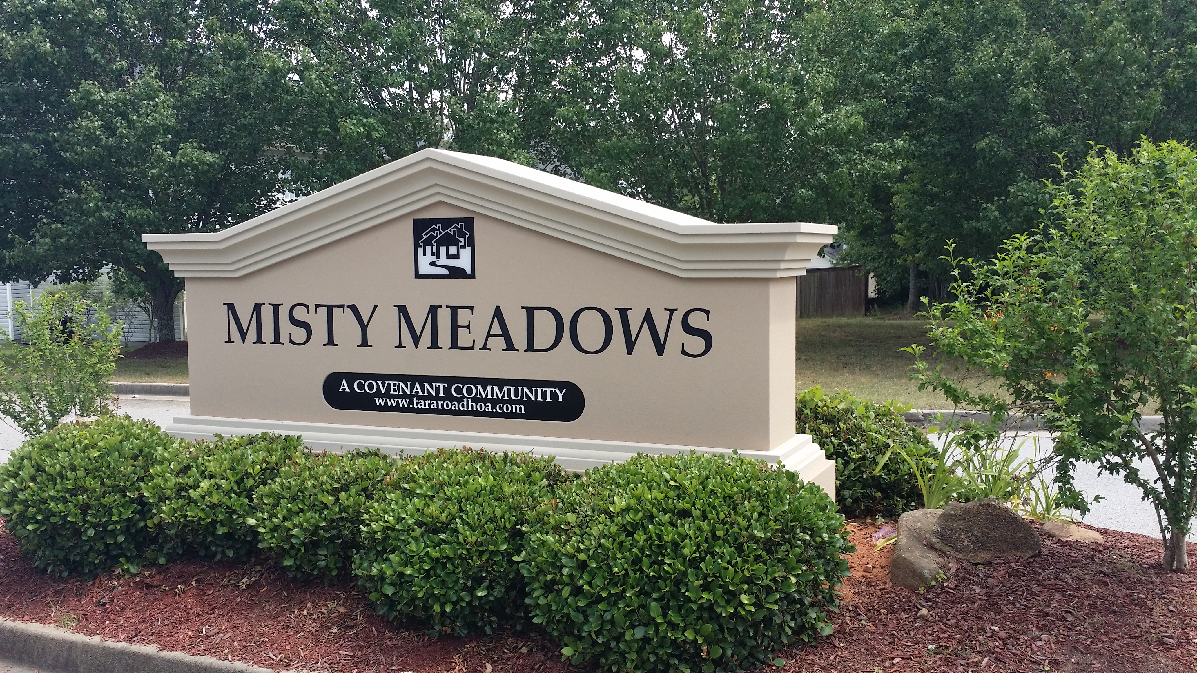 Attractive and affordable monument signs in atlanta ga for Www designamerica com