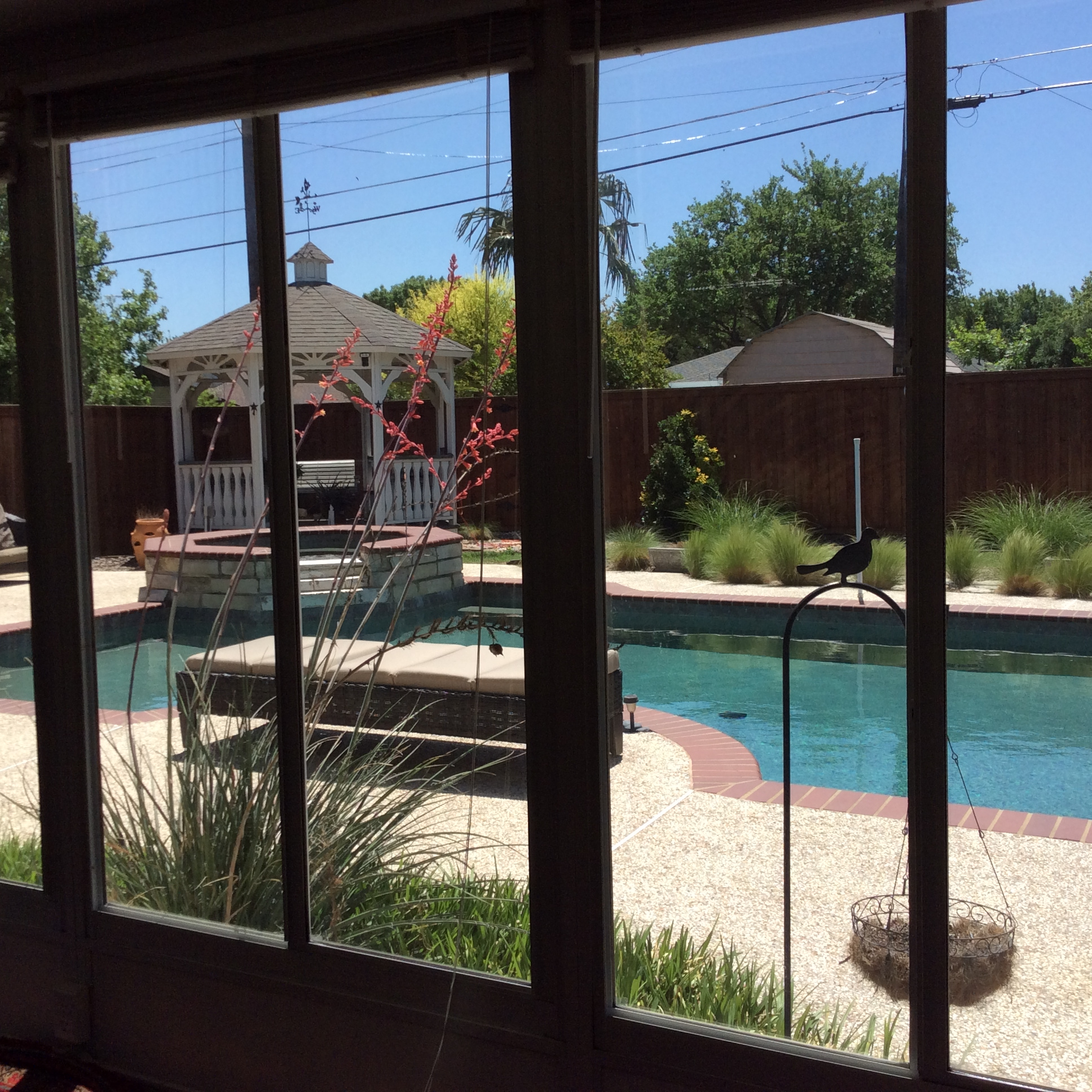Home Window Tinting Cools Off A Sunroom While Improving