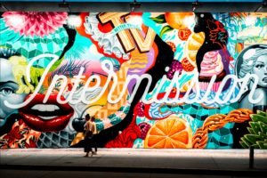 Custom Wall Murals