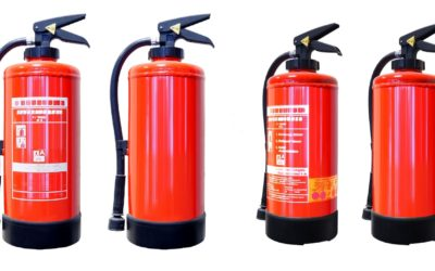 Louisville East, KY – Different Types of Fire Extinguishers and Their Functions