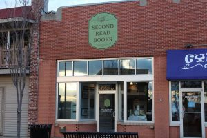 Decatur AL, Custom Sign for Second Read Books