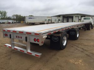 best flatbed semi trailers for sale