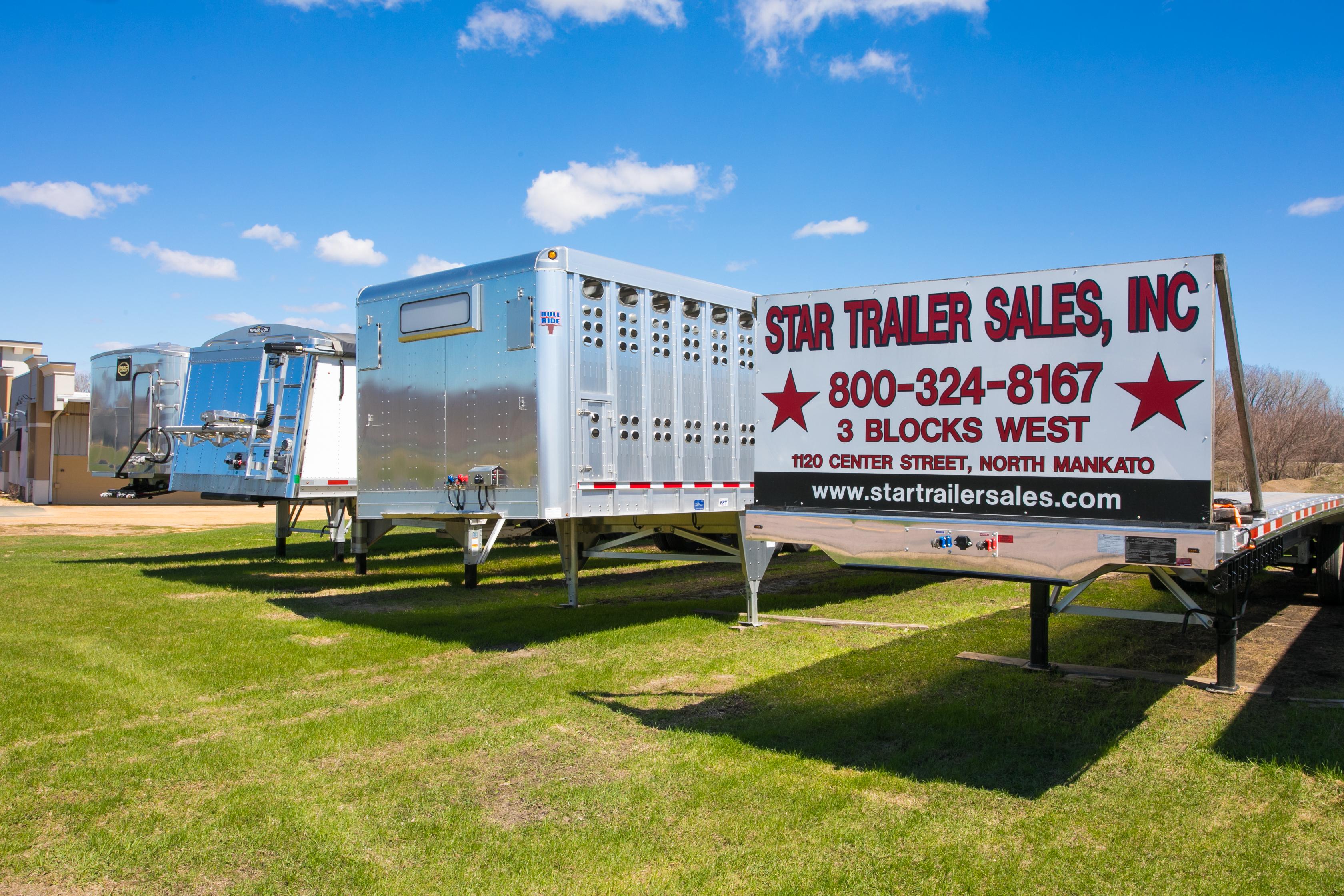 Order semi trailers