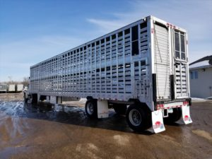 eby livestock semi trailer for sale Illinois