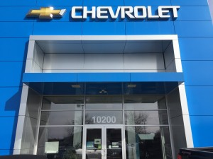 When Heiser Chevrolet Invested Heavily In A New Showroom And Front  Entrance, They Thought That They Had Covered All Of Their Bases.