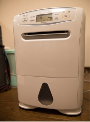 Absorbent Dehumidifiers