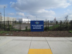 Monument Directional Wall Signs Logo Graphics In